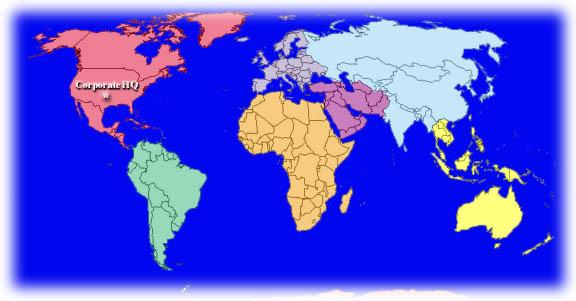 international sales territories - International Sales Representative
